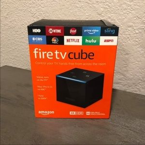 Brand New Amazon Fire cube